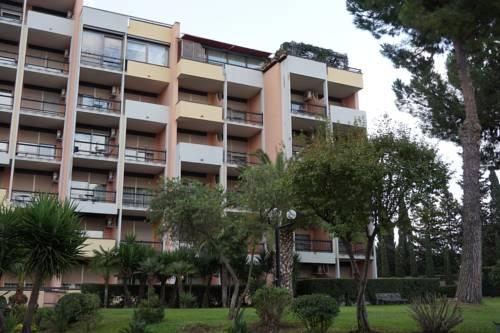 hotel parco tirreno roma: