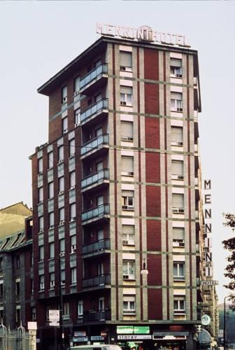 hotel hotel mennini a milano provincia di milano