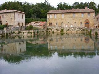 Hotel b b il loggiato a bagno vignoni provincia di siena - Il loggiato bagno vignoni ...