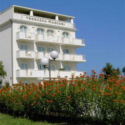 Hotel Terrazza Marconi Hotel&Spamarine a SENIGALLIA, provincia di ANCONA