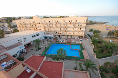 The Hotel Hopps 4 Star Rooms Is Located In Via Lungomare Giacomo Sicily Region Trapani Province This Recommended For Children